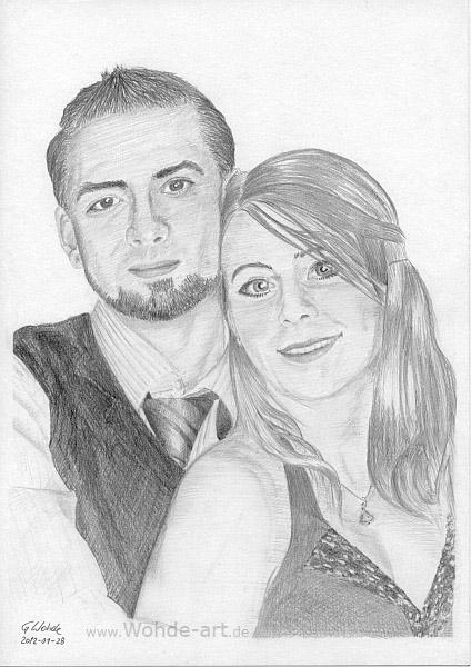 Portrait Paar