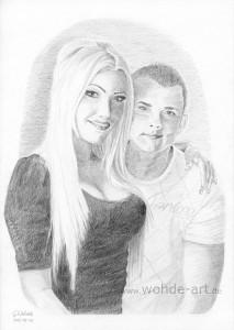 Portrait M A